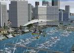 FSX                    Honolulu Yacht Harbour