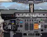 FS2004                   BAE-146 Photoreal Panel