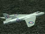 FS2004                   Hawker Hunter WB188