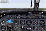 FS                     2000 panel Rockwell Commander 685