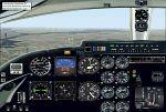 FS2000                   Generic 2 engine prop/turbojet panel.