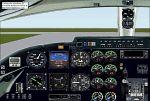 FS2000                     Generic 2 engine prop/turbojet panel