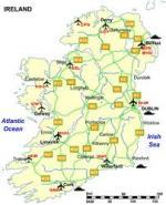FSX Ireland Airfield Locator