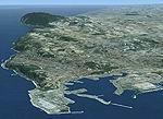 Marche 3 Ancona, Italy, photoreal scenery
