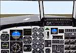 FS2000                     Professional JetStream 31 panel