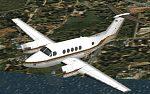 FS98/FS2000                   - Beechcraft King Air 200 V.2 (US Registered)