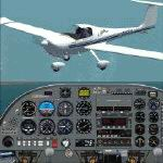 FS2004                   Diamond DA20-A1 Katana Makarion Institute of Aeronautics