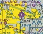 1G3 Kent State University Airport, Ohio, Reworked/Photoscenery