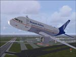 FS2004                   Airbus A319 SN Brussels Airlines Textures only