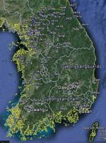 FSX Korea Airfield Locator