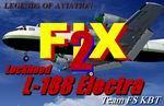 Team FS KBT Lockheed L-188 Electra update and fix 2