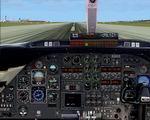 FS2004                   LearJet-25 PhotoReal Panel
