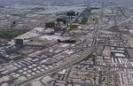 FS2004                   Las Vegas - Photorealistic Mesh Summer Scenery - Base Pack.