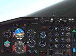 FS2000                   Panel Boeing 707
