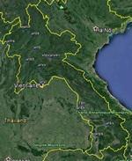 FSX Laos Airfield Locator