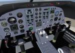 Learjet 25D Package