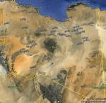 FSX Libya Airfield Locator