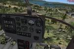 FSX                   Hughes OH-6A Loach U.S. Army, E Troop, 1st Cav Package