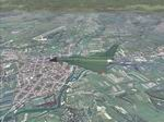 FS                   2004 LRCS-Photo Real v 0.2. The town of Caransebes is situated                   in South-West of Romania,