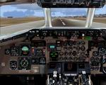 FS2004                   Photorealistic MD-90-panel with wingviews