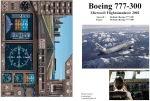 FS2002                   Manual/Checklist -- Default B-777-300.