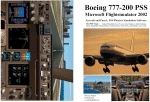 FS2002                   Manual/Checklist -- PSS Boeing 777-200