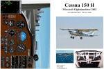 FS2002                   Manual/Checklist -- Cessna 150H.