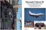 FS2002                   Manual/Checklist -- Falcon 50 CAEA