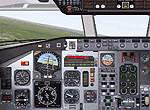 MD83                   panel for fs2000-only