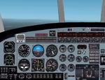 FS2002                   PRO Fairchild Metroliner III (Big Sky Air Livery)