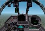 Mirage                   F1CZ Panel (Upgraded) for FS2002