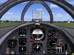 FS2004                   MiG-15 Panel