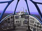 CFS             Panels Morane Saulnier MS 406 Panel