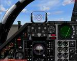 FS2004                   Panel for Alphasim F-111 Aircraft