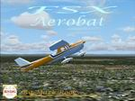 FSX                   Cessna 150 Aerobat Orange.
