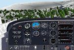 FS2000                   Cessna 182 .
