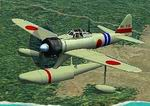 "Nakajima             A6M2N ""Rufe"" fighter Floatplane for CFS2"