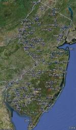 FSX New Jersey Airfield Locator