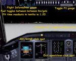 FS2004                   CRJ Panels