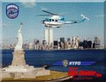 FS2004                    NYPD Aviation Division Bell 206 Package