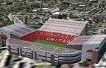 FS2004                   Old Trafford Stadium, Manchester, UK.