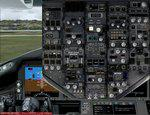 FS2004 Boeing 787 Panel