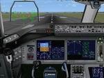 FSX                   Boeing 787 Dreamliner Panel.