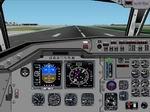 FS2002                   A 320-200 Captain panel.