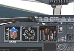 BOEING                     MD11 panel for fs2000 only-