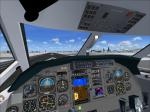 Pilatus PC-12 Fixed VC and Panel