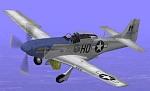 """FS2000                   Mustang P-51D """"Petie 2nd"""""""