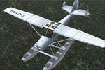 "FS2004                   Cessna model 305 , L-19E(O-1E) ""Bird Dog"" Float version"