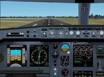 FS                   2002 Airbus A-340 panel Version 4.