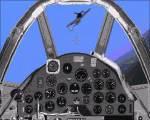P-38             Lightning Panel